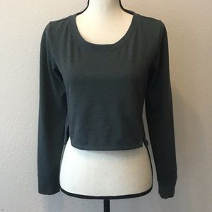 Lucy Cropped Sweater